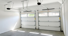 We repair all types of overhead doors in Rockland County