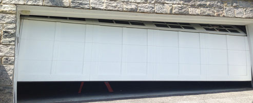 Garage door technician Rockland NY
