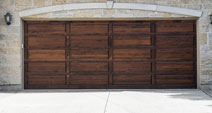 Wooden garage door repair Rockland NY